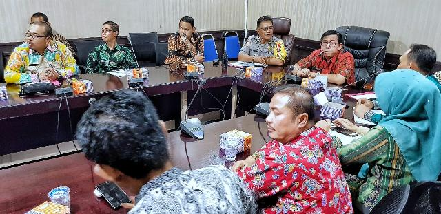 Polres Bersama Pemkab Meranti Akan Gelar Simulasi Pengamanan Kota Hadapi Pemilu 2019