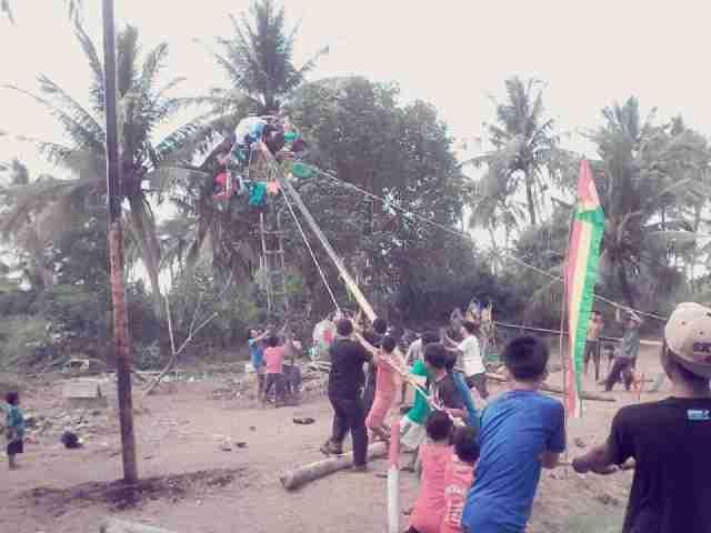 Dusun Karang Anyar Akan Gelar Hiburan Rakyat