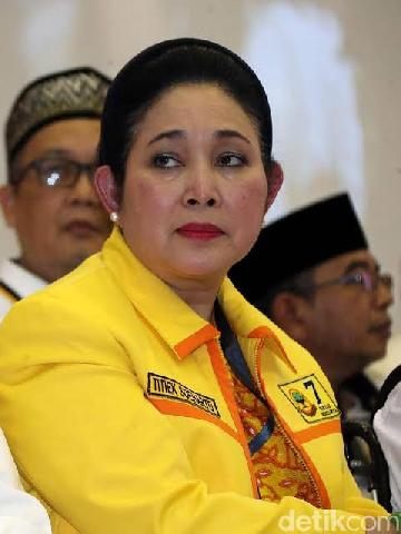 Titiek Soeharto Yakin, Prabowo dalam Kondisi Sehat dan Baik