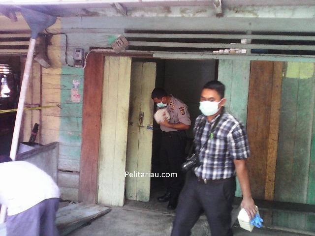 Penjual Molen di Inhu Tewas di Dalam Rumah
