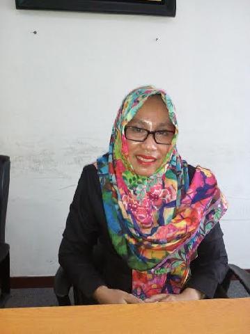 Hj Suryati: Hasil UN Tingkat SLTA Di Rohil Dinilai Belum Memuaskan