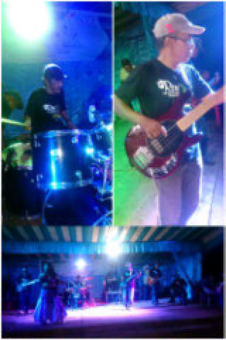 The Legend Band Pukau Masyarakat Dengan Aksinya