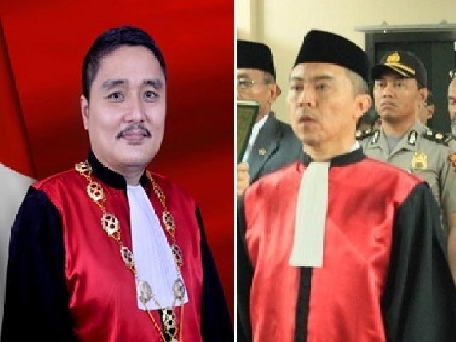 Ketua PN Rengat Agus Akhyudi Pindah Kebalik Papan, Ini Penggantinya