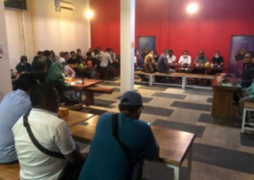 PKB Inhu Gelar Rakorcab, Target 2021 Launching Kantor Permanen