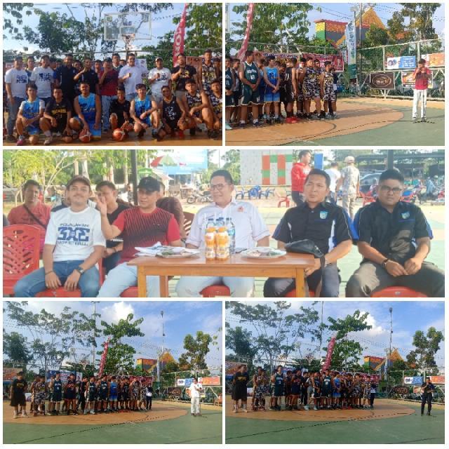 22 Tim Ikuti 3x3 Basketball Competition Perbasi Cup I Pelalawan 2020