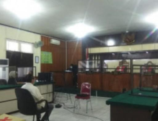 Eks Wabup Bengkalis Divonis 6,5 Tahun Penjara