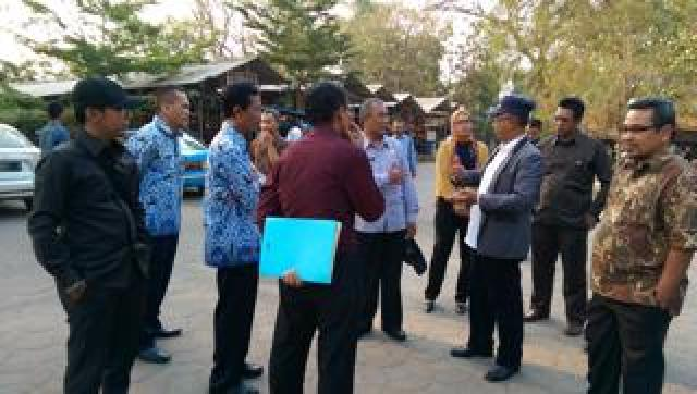 Penataan PKL dan Pengelolaan Pasar Di Solo, Akan terapkan Di Meranti