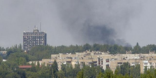 Tahanan Kabur Di Penjara Donetsk Balik Lagi