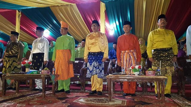 Resmi Dibuka Sekda Harap Khafilah Meranti Raih Prestasi Gemilang di MTQ Provinsi Riau Tahun 2018