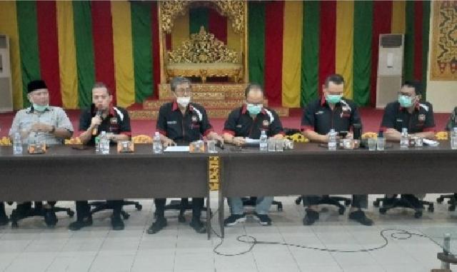 Terkait Maraknya Aksi Demo Menolak UU Omnibus Law, FPK Riau Keluarkan 7 Pernyataan Sikap