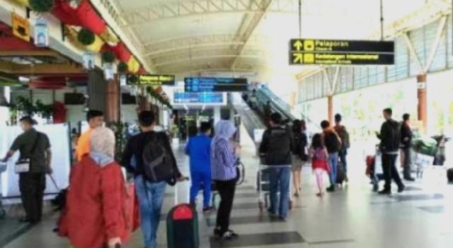 Bandara SSK II Pekanbaru Disorot, Pasien Covid-19 Lolos Naik Lion Air