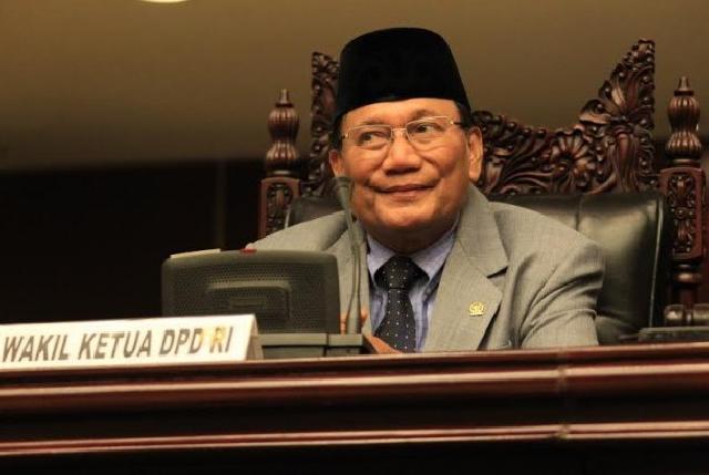 OTT Irman Gusman, DPD Bentuk Tim Pengkajian