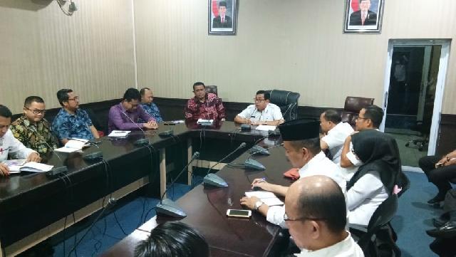 Tim Pemeriksa BPK RI Perwakilan Riau Turun Ke Meranti