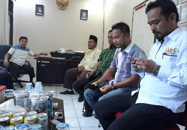 Tersangka Money Politik Pilkada Riau di Inhu Ditahan, Ini Jadwal Sidangnya