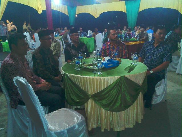 Ketua KPU Meranti Yusli: Motto Bekinyau