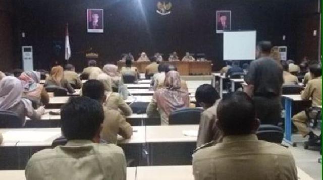 Tim Pemeriksa BPK Audit LKPD Pelalawan