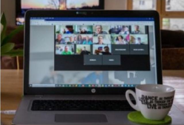 Terciduk Berbuat Mesum saat Rapat Online, Seorang Anggota Parlemen Diskors