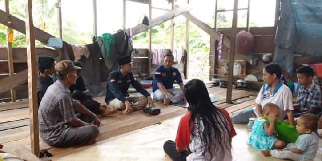 Rumah Ibu Ruspanida Warga Desa Sendanu Darul Ihsan Akan Dibedah