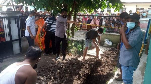 20 Hari Menghilang Siti Hamidah Yang Hamil 7 Bulan ditemukan Tewas dalam lubang Septic Tank