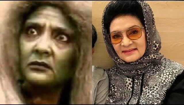 Farida Pasha Pemeran Mak Lampir Meninggal Dunia