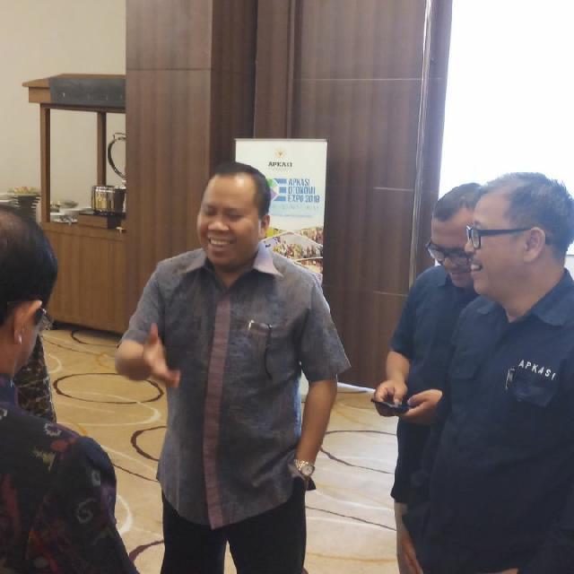 Bupati Meranti Hadiri Sosialisasi APKASI Otonomi Expo 2018,Ajang Promosi Daerah