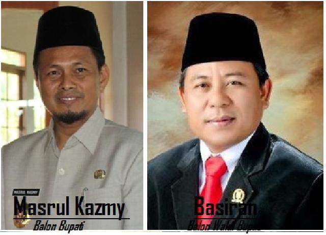 Kemungkinan Masrul Kazmy-Basiran Diusung Partai Gerindra