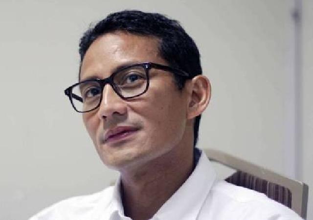 Syamsuar Dapat Ucapan Selamat dari Wakil Gubernur DKI Jakarta Sandiaga S Uno