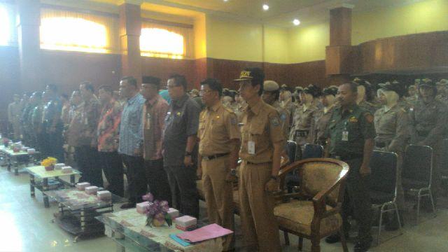 Selesai PKL, Pemko Dumai Kembalikan 205 Praja IPDN  Rohil