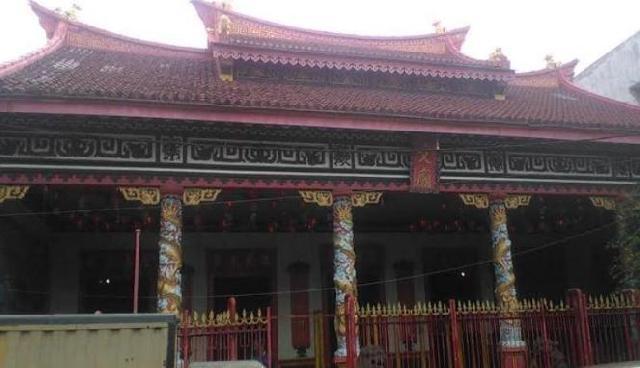 Kelenteng Boen Bio Jadi Simbol Perlawanan Tionghoa Surabaya