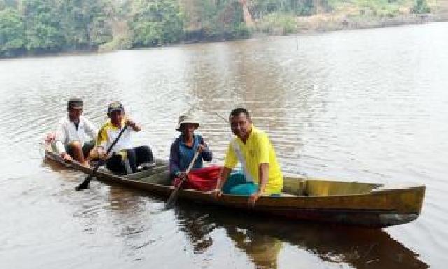 Tanaman Buah Dan Holtikultural Cocok Ditanam di Danau Kajuid Pelalawan