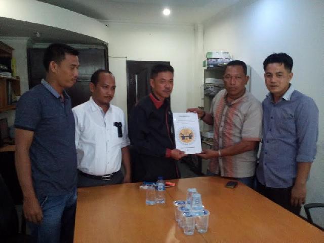 PT Cevron Minim Rekrut Tenaga Lokal, SPM Rohil Sambangi DPRD