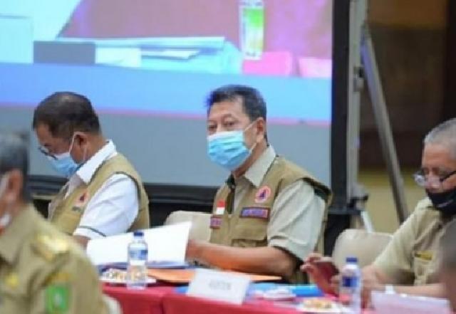 BPBD Riau Siap-siap Antisipasi Banjir