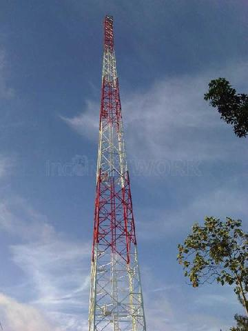 Baterai Tower Telkomsel Peranap Inhu Dicuri