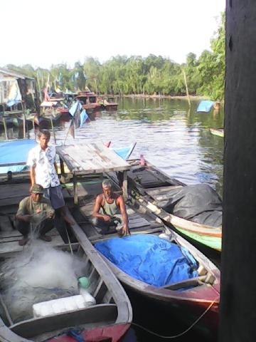 Kelompok Nelayan Sejati dan Sehati Tidak Pernah Menerima Bantuan dari Diskanlut Rohil