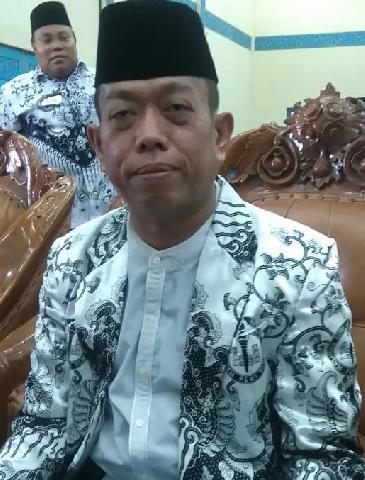 H Anton Timur Nahkodai PGRI Kabupaten Pelalawan Periode 2018-2023
