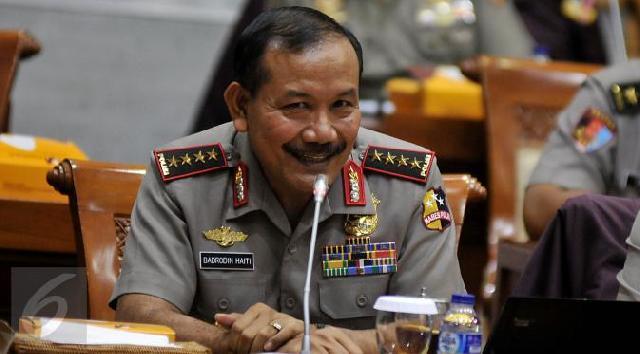 DPR Tunggu Calon Kapolri dari Presiden