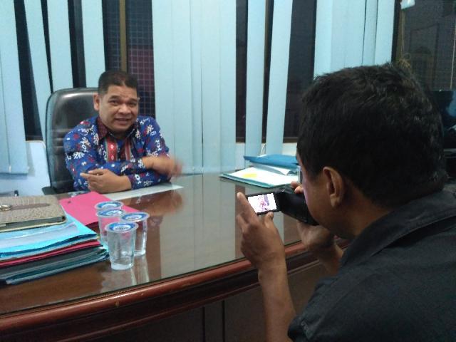 PLT. Kadishub Prihatin, Ex. Bawahan Ditahan Polda Riau