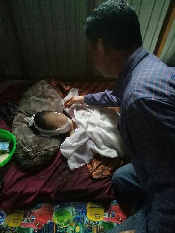 Sadis, Seorang Ayah di Mandah Tega Bunuh Anak Kandungnya Sendiri