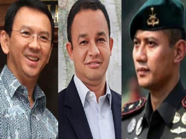 Asah Visi dan Misi, 13 Januari Debat Publik Tiga Paslon Gubernur DKI