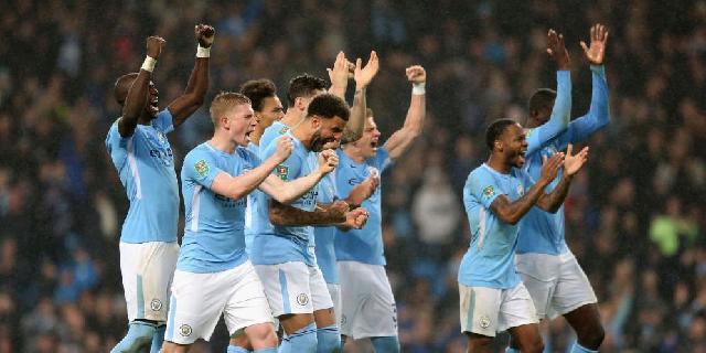 Terbaik di Eropa Man City Saat ini Ada di Puncak Klasemen Premier League