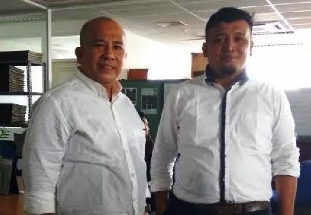 Dua Wartawan Utama Riau Jadi Penguji Magang UKW