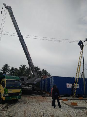 PLN Rayon Bagansiapiapi Dapat Jatah 12 Unit Mesin Baru