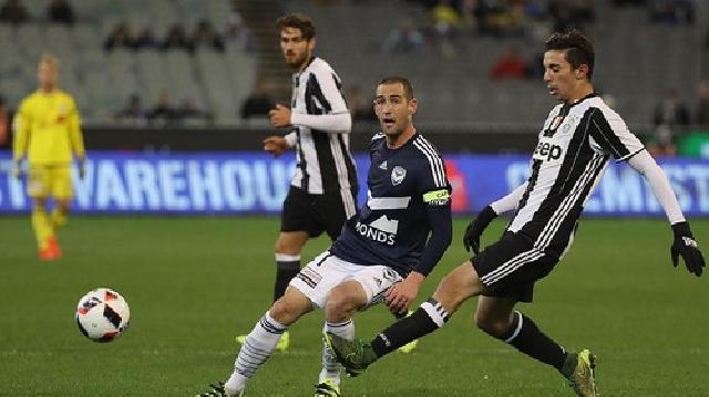 Juventus Kalah Adu Penalti dari Melbourne Victory