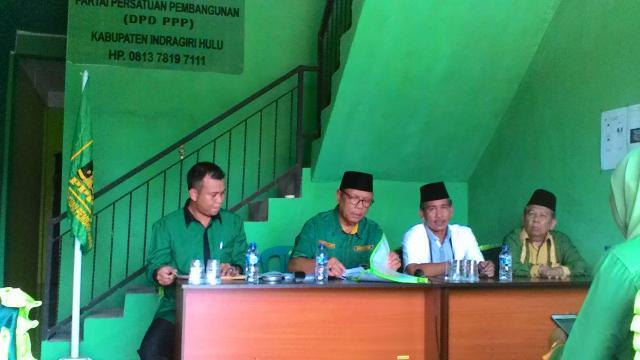DPW PPP Riau  Silahturahmi ke Inhu