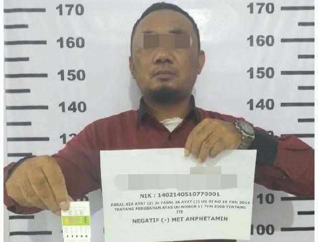Mangasa Situmorang Ditangkap Polisi, Tulis 'Muak Mendengar Nama Tuhan' di Akun Facebook