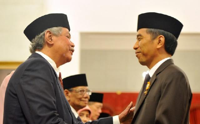Jokowi dan Wantimpres Gelar Pertemuan Tertutup
