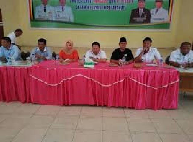 BPMPKB Kuansing Lakukan Pembinaan, Monitoring Pengelolaan Dana Desa