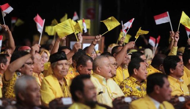 Golkar akan Sahkan Dukungan untuk Pemerintah di Munaslub