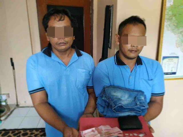 Warga Binaan Edarkan Narkoba Ditangkap Pegawai Rutan Rengat
