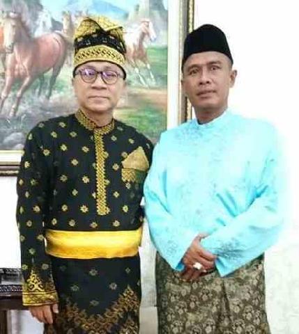 DPD PAN Inhu Syukuran Paskah Pemilu 2019